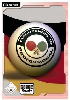 Tischtennis 3D Professional (PC)
