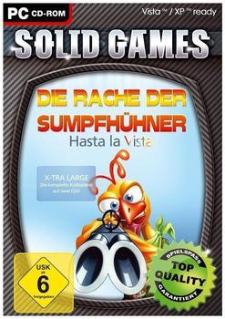 UIG Entertainment Solid Games - Rache der Sumpfhhner Hasta la Vista