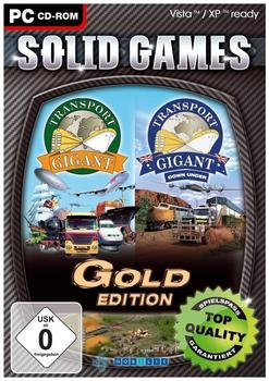 JoWooD Transport Gigant: Solid Games (Gold Edition) (PC)