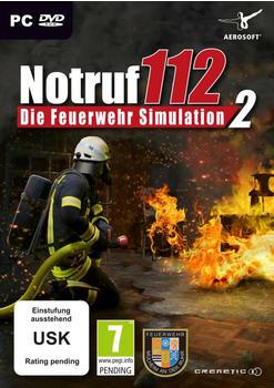 Notruf 112: Die Feuerwehr Simulation 2 (PC)