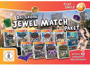 Astragon Das große Jewel-Match-Paket