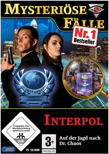 Mysteriöse Fälle: Interpol - Auf der Jagd nach Dr. Chaos (PC)