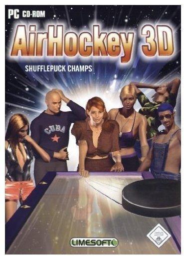 Tivola Airhockey 3D - Shufflepuck Champs