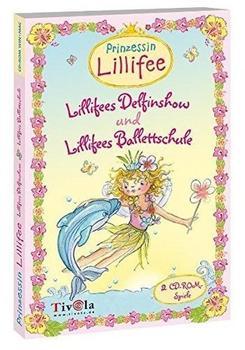 Prinzessin Lillifee: Doppelpack Lillifees Delfinshow + Lillifees Ballettschule (PC/Mac)