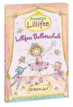 Tivola Prinzessin Lillifee - Lillifees Ballettschule