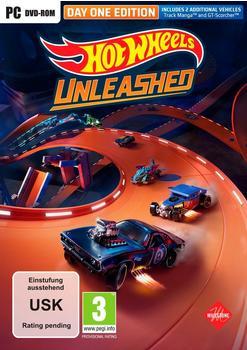 Game Hot Wheels Unleashed Day One Edition PC USK: Einstufung ausstehend