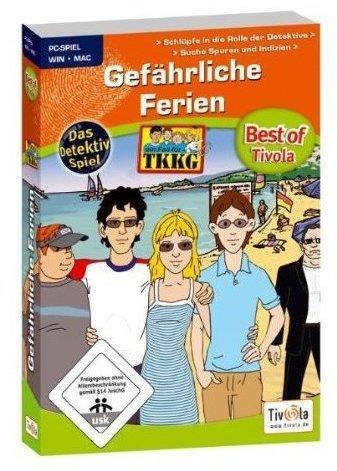 Tivola Best of TKKG 14 - Gefhrliche Ferien