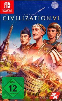 2K Games Sid Meiers Civilization VI Nintendo Switch]