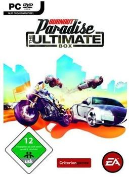 EA GAMES Burnout Paradise: The Ultimate Box