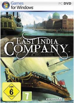 Paradox Interactive East India Company (PC)