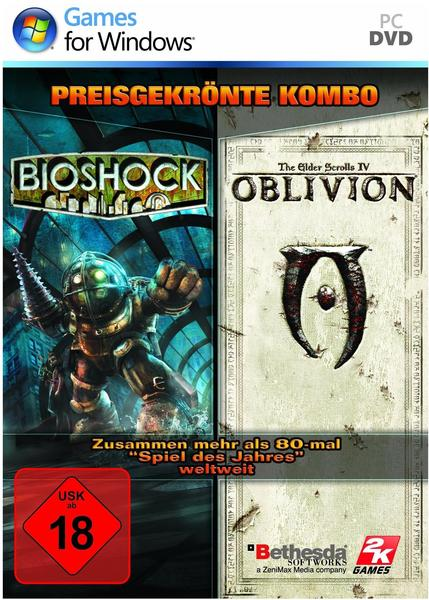 Take Two Bioshock + Oblivion (Bundle) (PC)