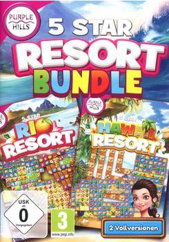Purple Hills 5 Star Resort Bundle: Rio + Hawaii (PC)