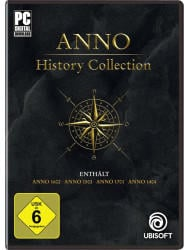 UbiSoft ANNO History Collection - [PC]
