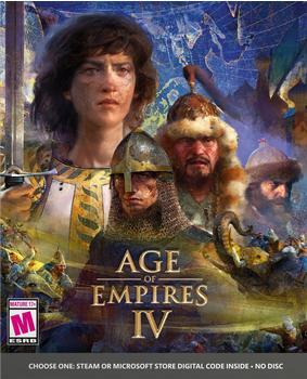 Microsoft Age of Empires IV [PC]