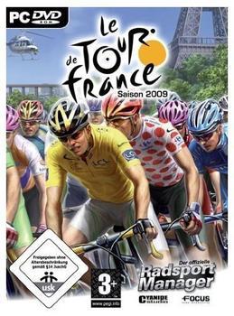 Focus Home Interactive Le Tour de France: Saison 2009 - Der offizielle Radsport Manager (PC)