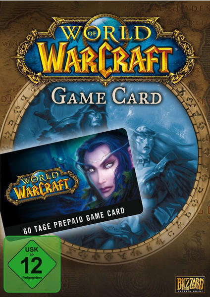 Blizzard World of WarCraft - 60-Tage Time Card