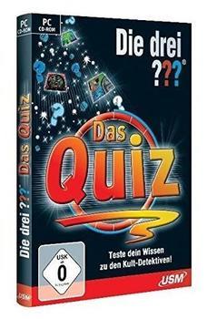 Die drei ???: Das Quiz (PC)
