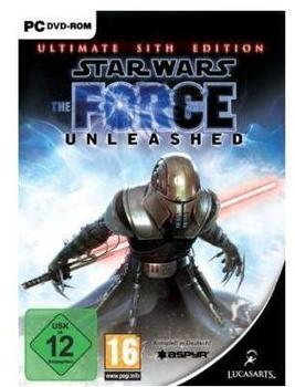 Disney Star Wars: The Force Unleashed - Ultimate Sith Edition (Download) (PC)