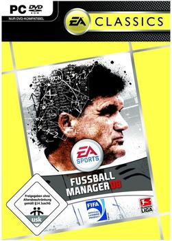 EA GAMES Fussball Manager 08