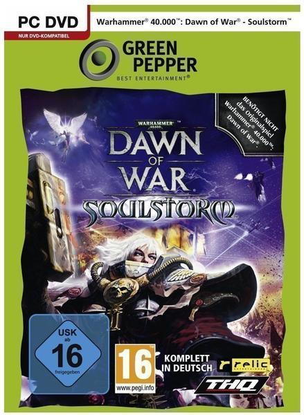 THQ Dawn of War: Soulstorm (Green Pepper) (PC)