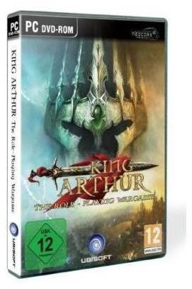 King Arthur: The Roleplaying Wargame (PC)