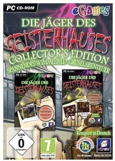 Die Jäger des Geisterhauses: Collector's Edition (PC)