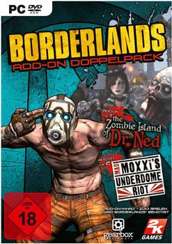 2K Games Borderlands: Add-On Doublepack (PC)