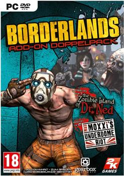 2K Games Borderlands - Double Game Add-On Pack (PEGI) (PC)