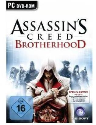 Assassins Creed 2 - Brotherhood - D1 Version (PC)