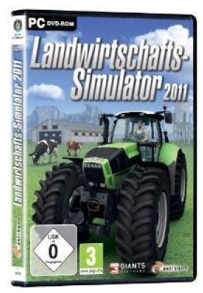 Landwirtschafts-Simulator 2011 (PC)