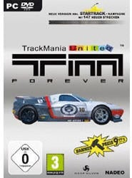 TrackMania United Forever 2011 (PC)