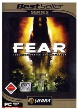 F.E.A.R. - First Encounter Assault Recon (Bestseller Series) (PC)