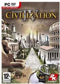 Civilization iv (englisch) (PC)