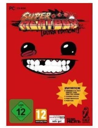 Super Meat Boy - Ultra Edition (PC)