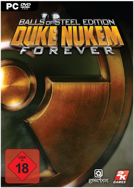 2K Games Duke Nukem Forever - Balls of Steel Edition (uncut)