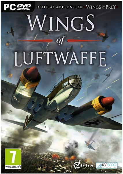 Wings of Prey: Wings of Luftwaffe (Add-On) (PC)