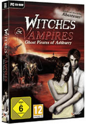 Witches & Vampires - Ghost Pirates of Ashburry (PC)