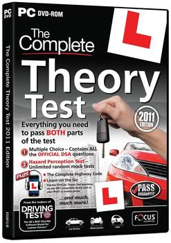 FOCUS MULTIMEDIA The Complete Theory Test - 2011 Edition (PEGI) (PC)