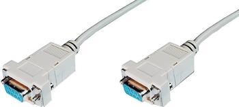 Assmann Nullmodem-Kabel 3m (AK-610100-030-E)