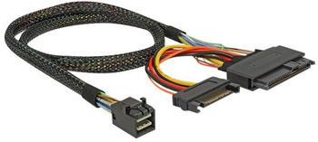 DeLock SFF-8643 > U.2 SFF-8639 Kabel 0,5m (84819)