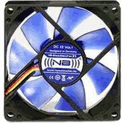 Noiseblocker BlackSilent Fan X1 80mm