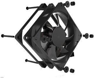 Noiseblocker BlackSilent Pro PC-P 80mm