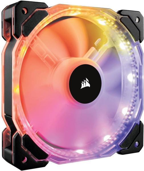 Corsair HD140 RGB Controller PWM 140mm 2-Pack