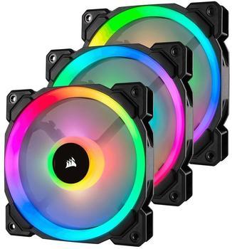 Corsair LL120 RGB 120mm schwarz 3-Pack