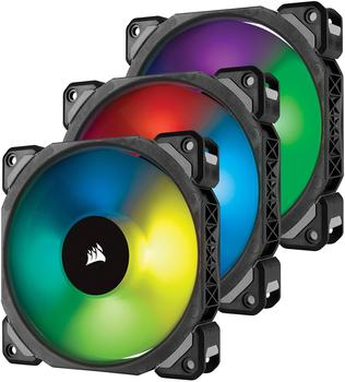 Corsair ML120 Pro RGB LED 120mm 3-Pack