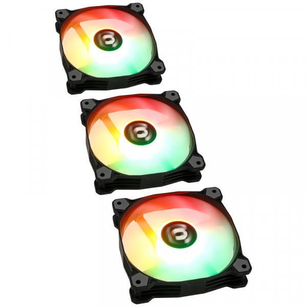 Thermaltake Pure Plus 12 RGB TT Premium Edition 3-Pack