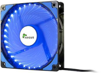 Inter-Tech Argus L-12025 BL 120mm blau
