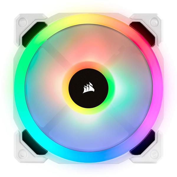 Corsair LL120 RGB 120mm weiss