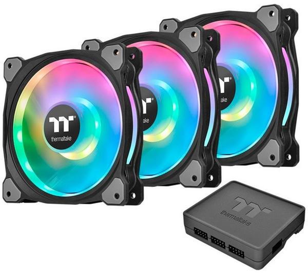 Thermaltake Riing Duo 14 RGB TT Premium 140mm 3-Pack
