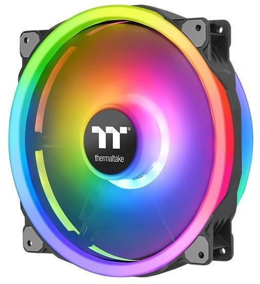 Thermaltake Riing Trio 20 RGB Case Fan TT Premium Edition